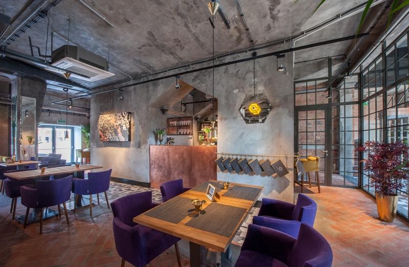 Faktura – nowa restauracja w Manufakturze - fot. materiały prasowe