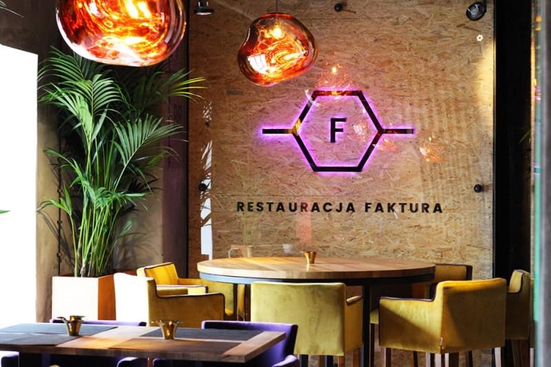 Faktura – nowa restauracja w Manufakturze