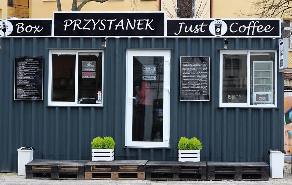 Przystanek na OFF Piotrkowska
