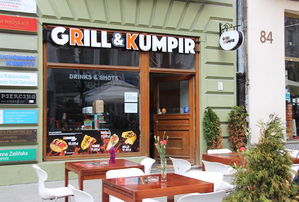 Grill&Kumpir