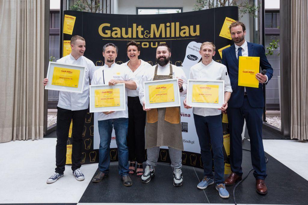 Szymon Stach wyróżniony przez Gault&Millau