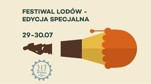Festiwal Lodów Rzemieślniczych na Piotrkowskiej