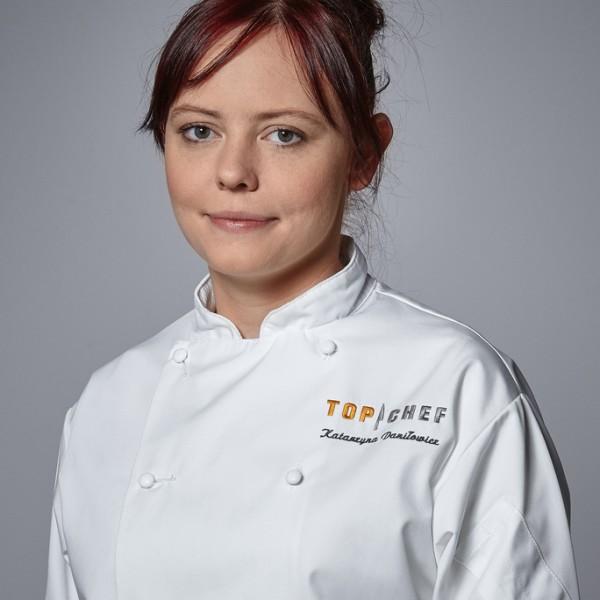 Katarzyna Daniłowicz, szefowa kuchni restauracji Olszewskiego 128