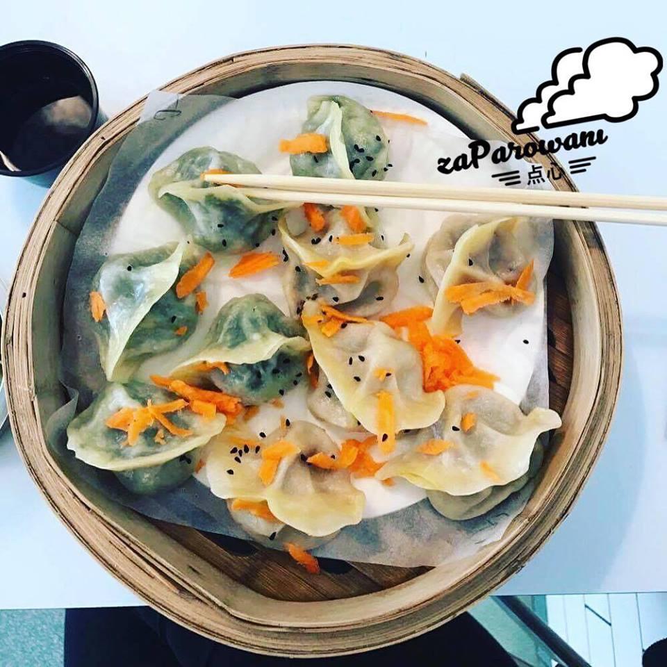 zaParowani – chińskie pierożki przy Wschodniej