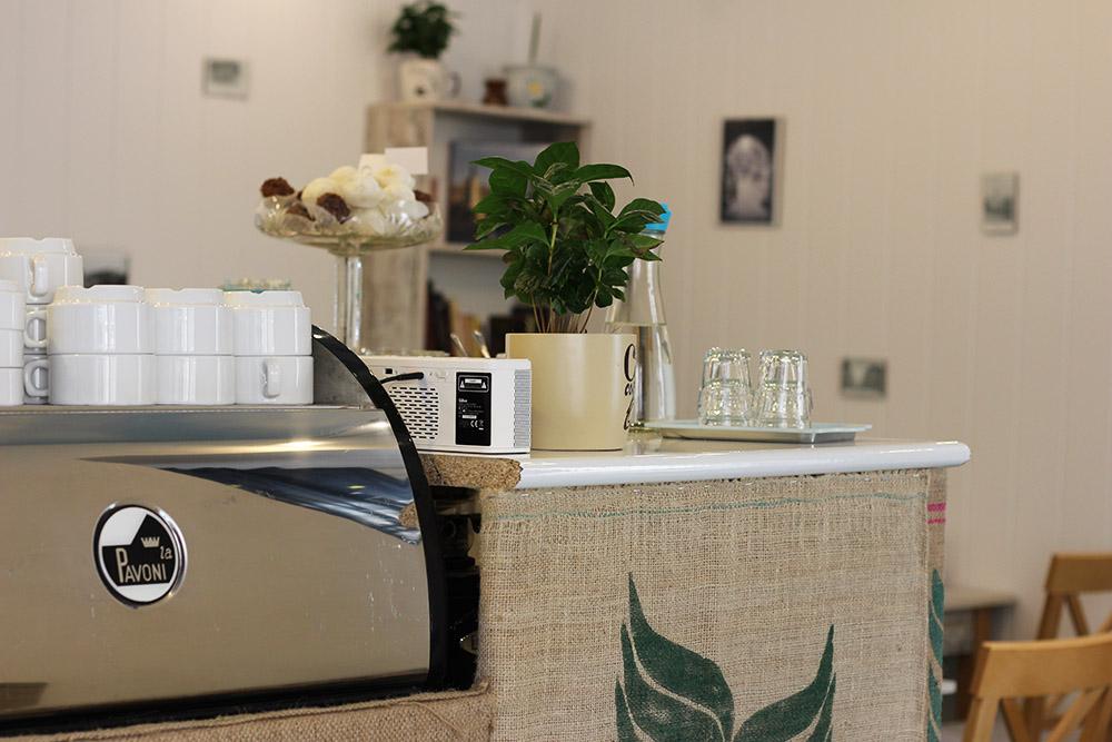 Kawiarnia w Podwyrku