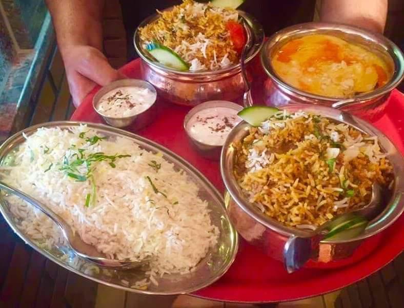 Laxmi – nowa restauracja z kuchnią indyjską