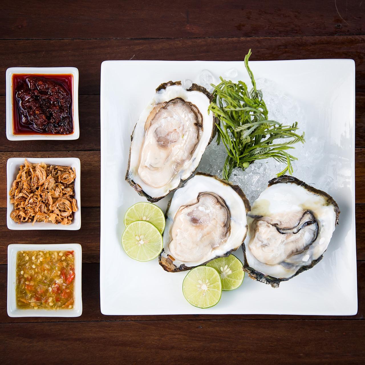 Owoce morza z Kuchniami Świata