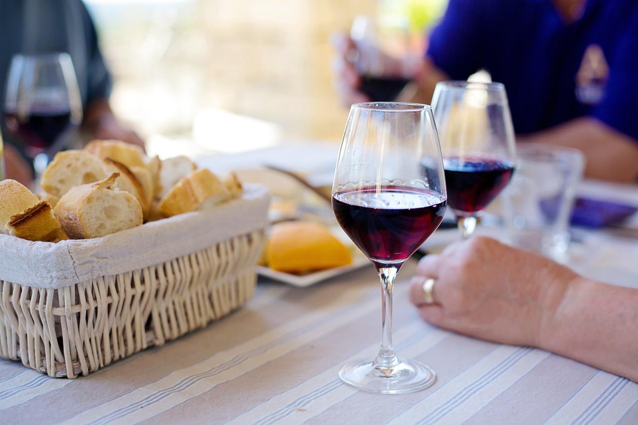 Komentowana degustacja win