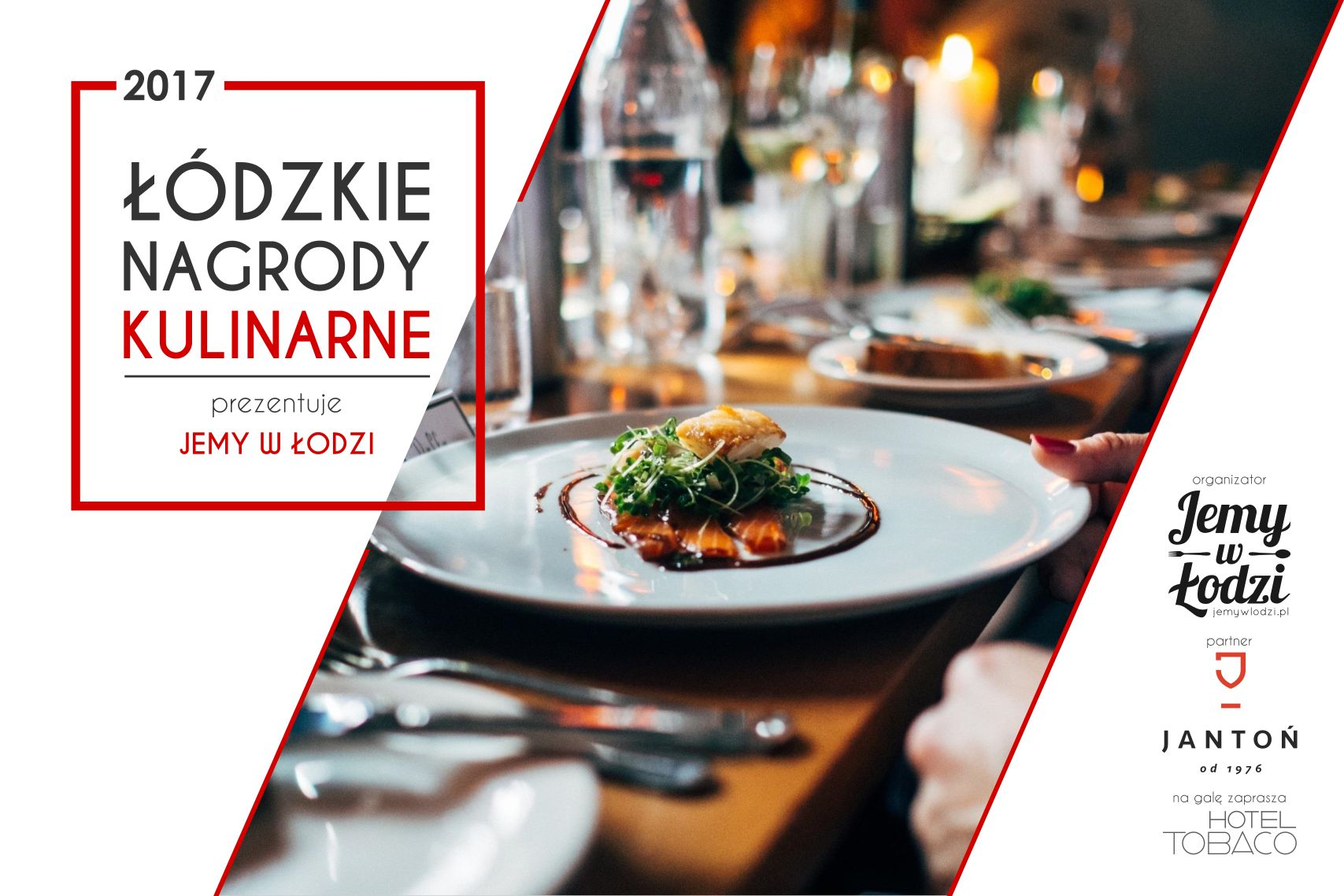 Łódzkie Nagrody Kulinarne - zwycięzcy