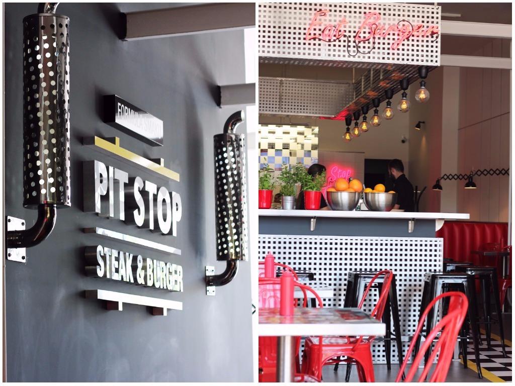 Pit Stop Steak&Burger po raz drugi