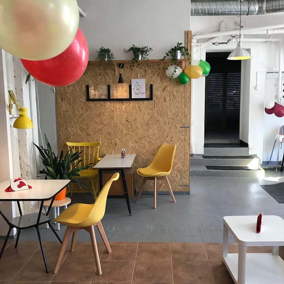 Yellow2 – znana kawiarnia w rodzinnym wydaniu fot. FB Yellow2