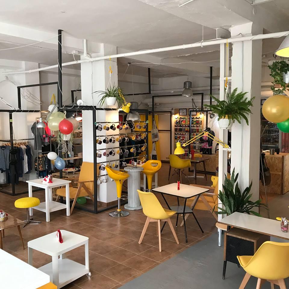 Yellow2 – znana kawiarnia w rodzinnym wydaniu