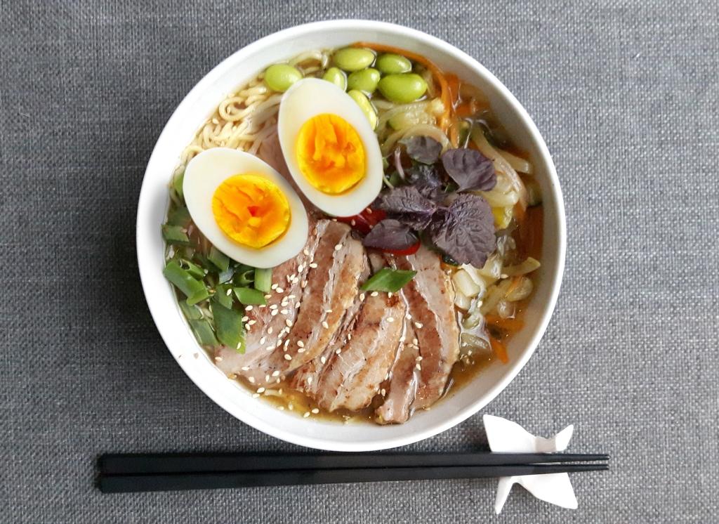Ramen Sendai Sushi