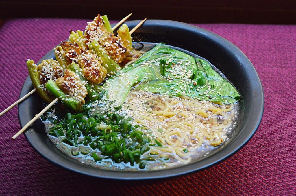 Ramen Yakitori Stacja Street Food