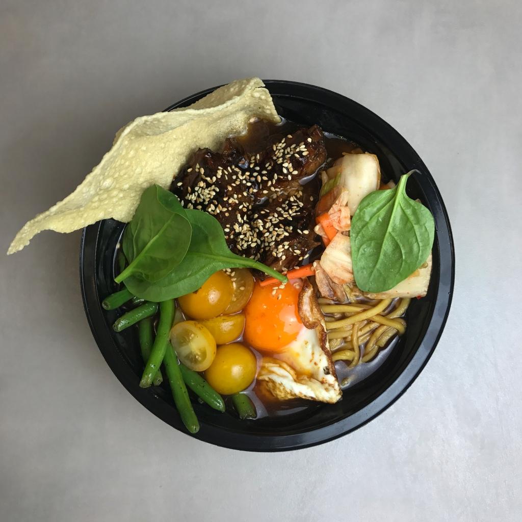 Ramen Sushi w Dłoń