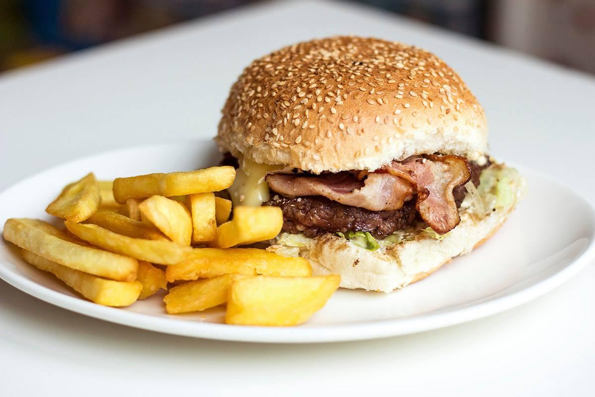 Numer 1: Jerry's Burger