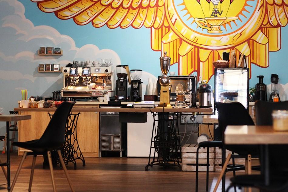 Hot Air Cafe