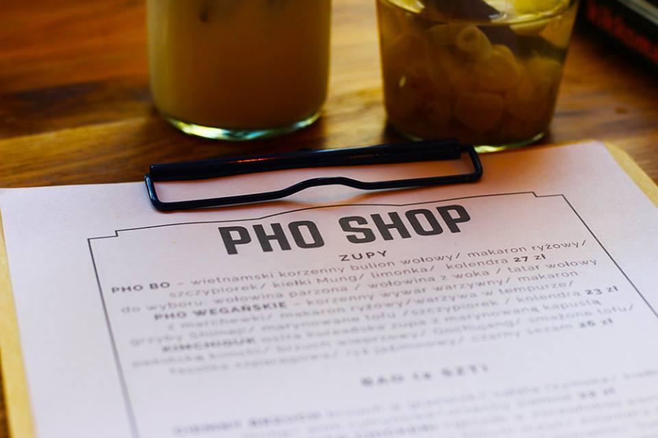 Pho Shop, czyli dlaczego Tuwima pachnie anyżem