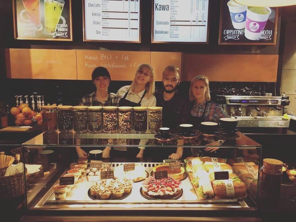 Coffee 2Go – nowa kawiarnia w Sukcesji fot. FB Coffee2Go