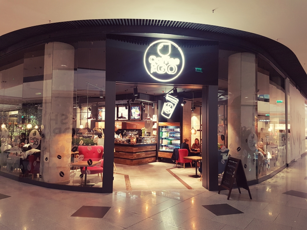 Coffee 2Go – nowa kawiarnia w Sukcesji