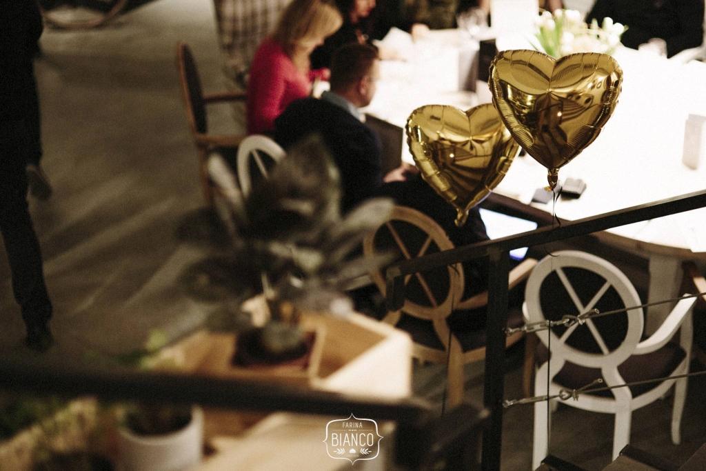 Niezwykłe Walentynki w Farina Bianco