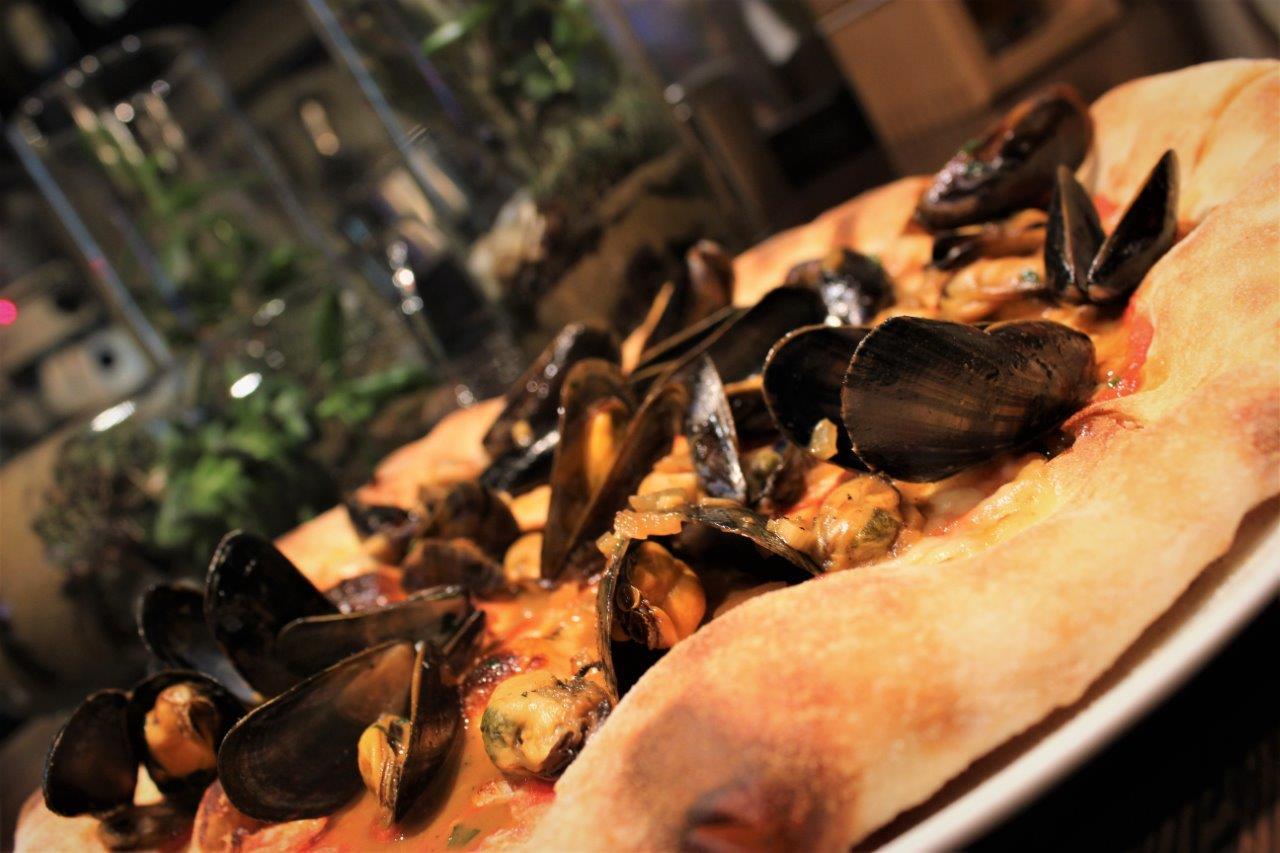 Festiwalowa pizza w Mare e Monti
