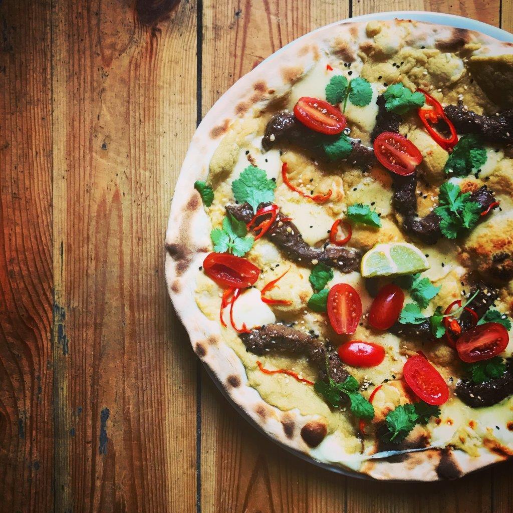 Festiwalowa pizza w Spółdzielni