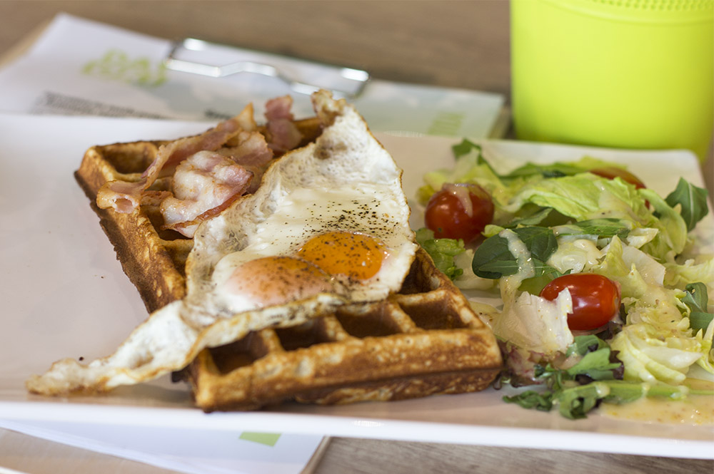Day Ok - śniadanie
