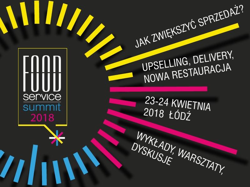 Food Service Summit – ważna konferencja gastronomiczna w Łodzi