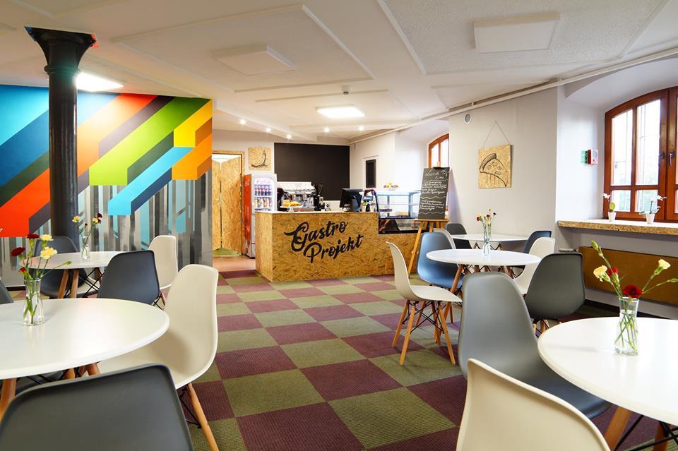 GastroProjekt na kampusie Politechniki Łódzkiej