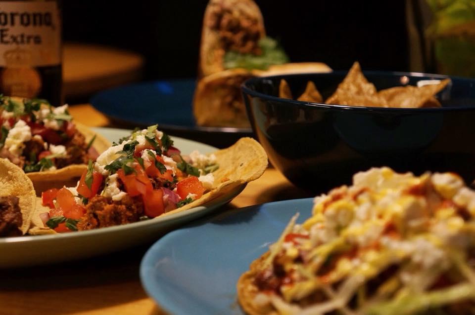 Meksykańskie menu w Stacji Street Food