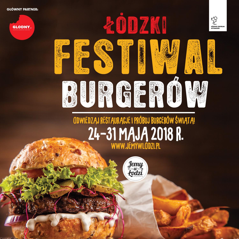 Łódzki Festiwal Burgerów 2018