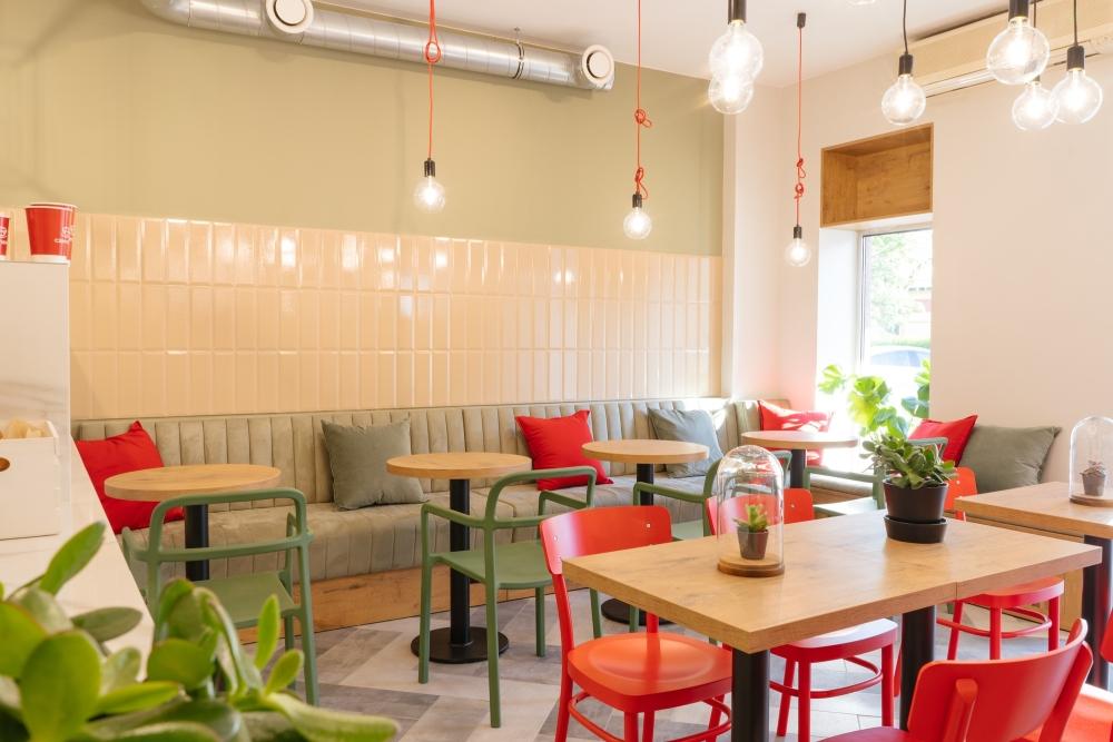 Czervona – nowa kawiarnia na Chojnach