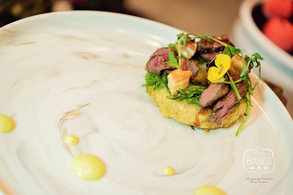 Restaurant Week w Farina Bianco