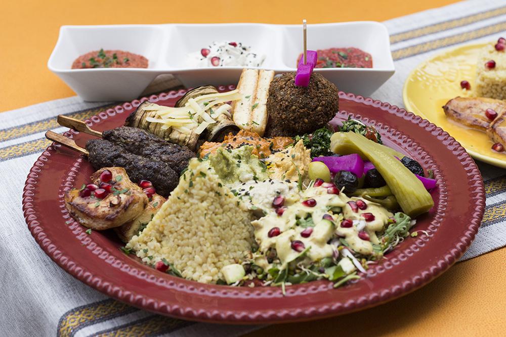 Hamra – libańskie smaki przy Piotrkowskiej