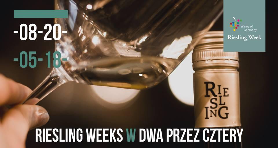 Riesling Weeks w 2 przez 4