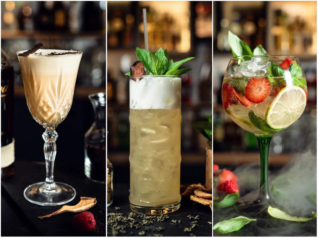 World Class Cocktail Festival - Farina Bianco