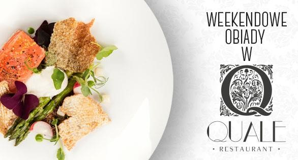 Weekendowe Obiady i Dzień Tuńczyka w Quale
