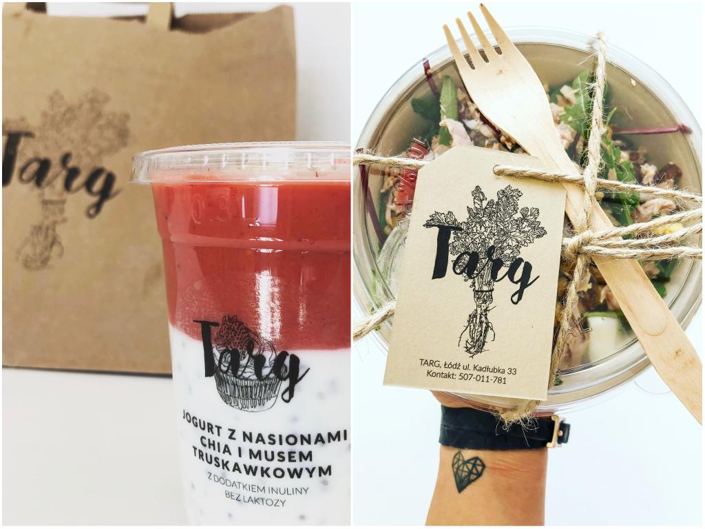 Targ – wege jedzenie z dostawą do biura