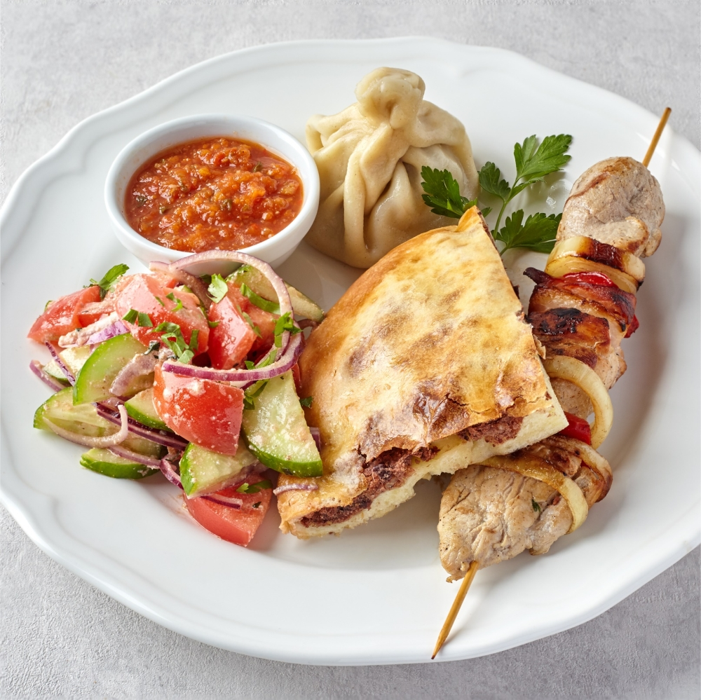 Dinery.pl - kuchnia gruzińska