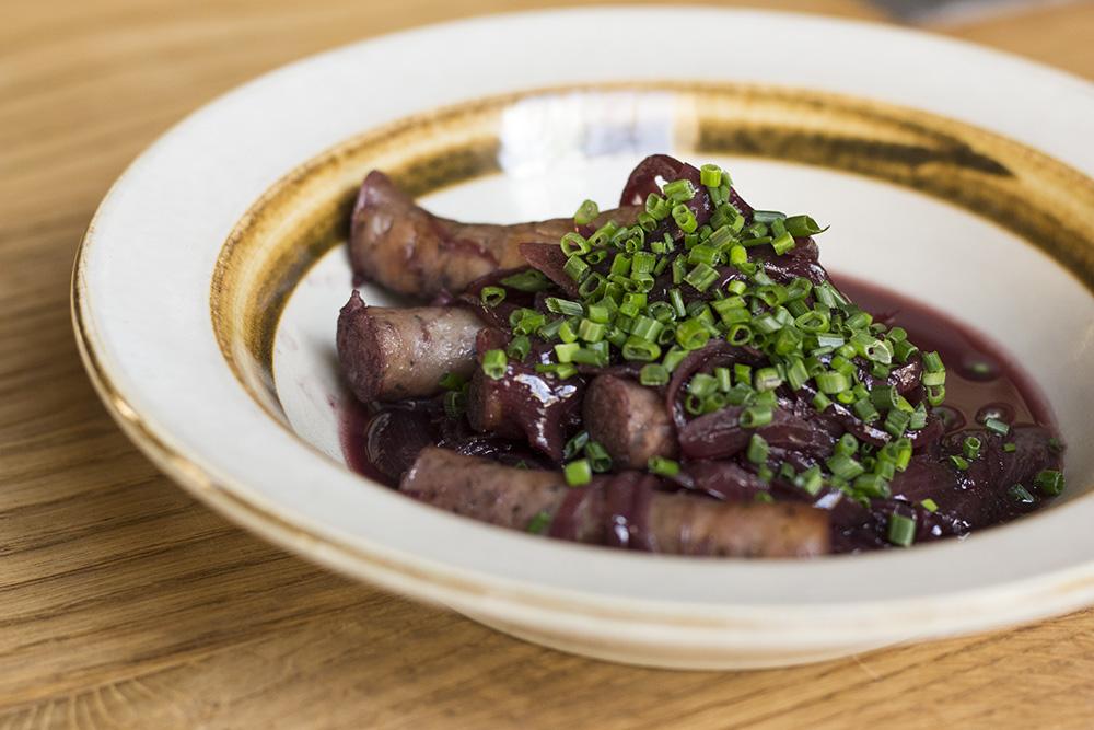 Dżem z boczku i czarne risotto, czyli lipcowe menu Klubu Wino