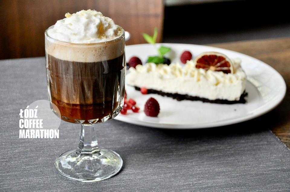 Ruszył Łódź Coffee Marathon (na zdjęciu propozycja restauracji Bawełna)