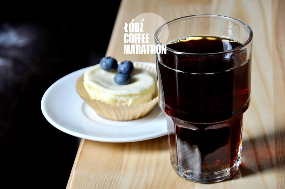 Łódź Coffee Marathon w The Brick