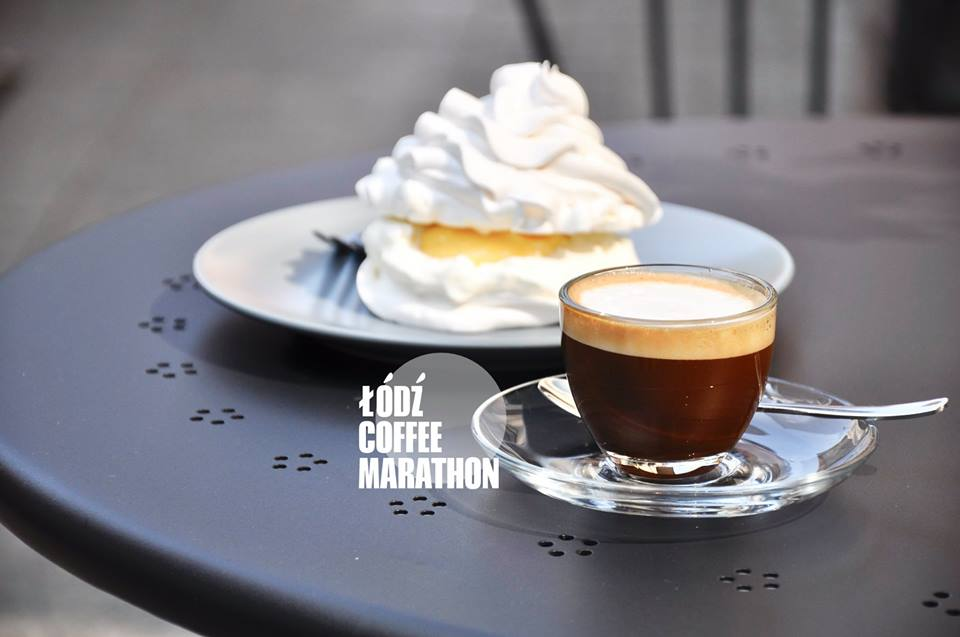 Łódź Coffee Marathon w Jul's