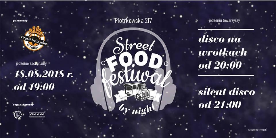 Street Food by Night