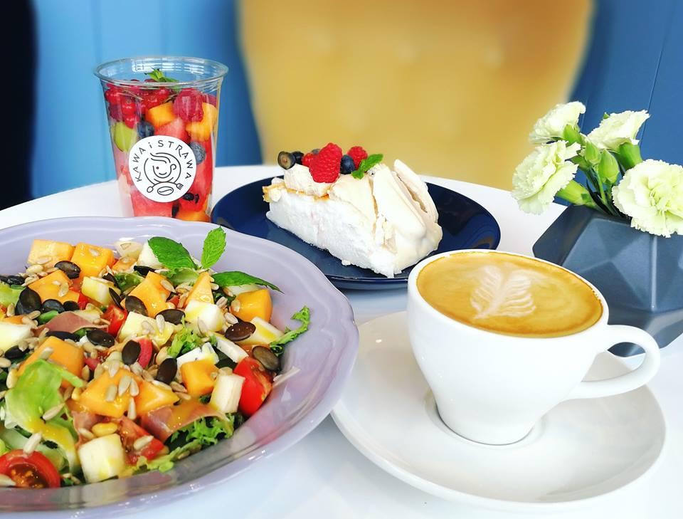 Nowe kawiarnie na osiedlach fot. FB Kawa i Strawa