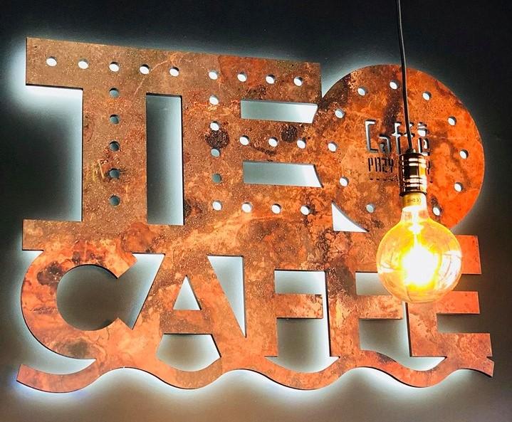 Caffe przy ulicy Teofilów