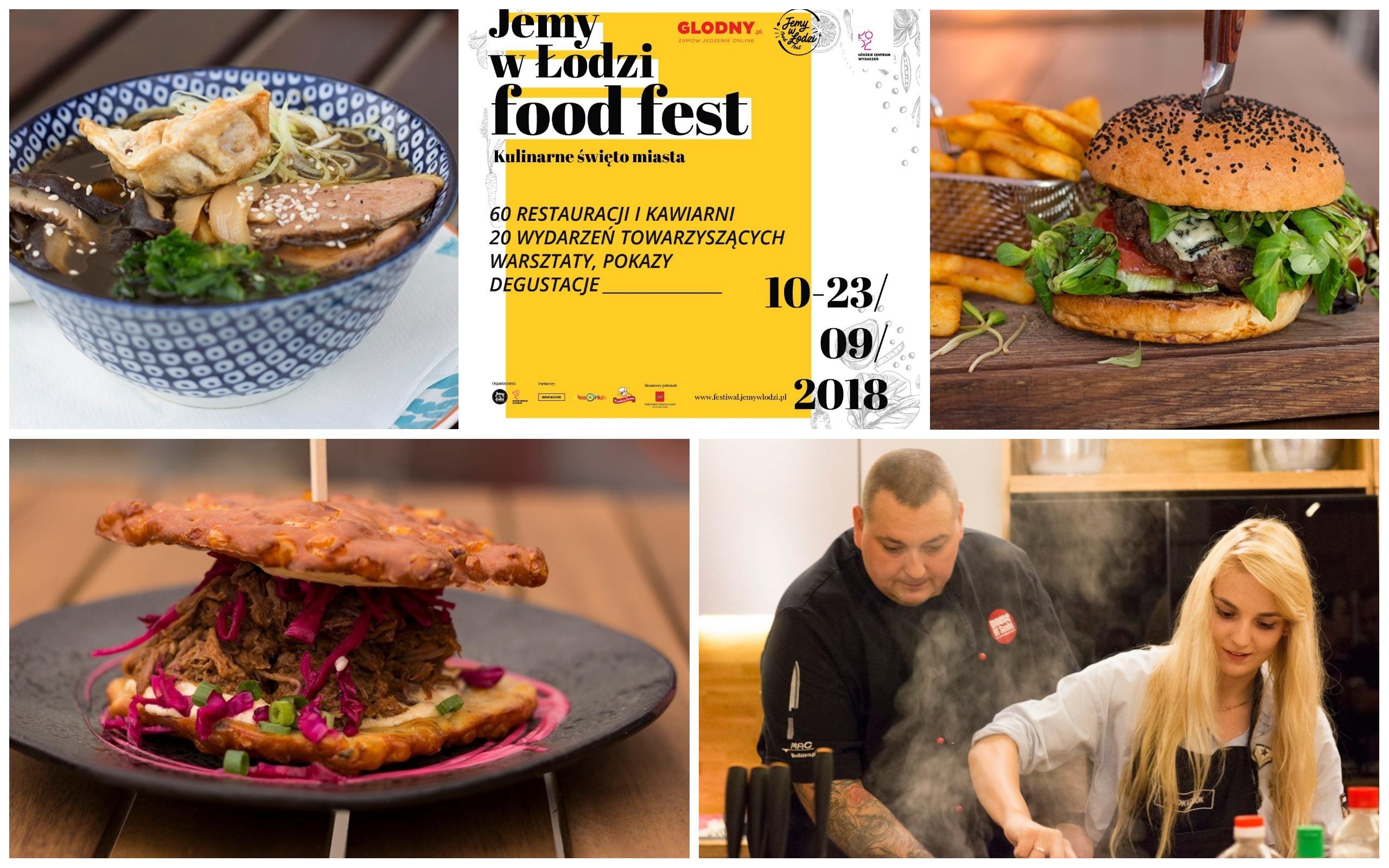 Jemy w Łodzi Food Fest 2018