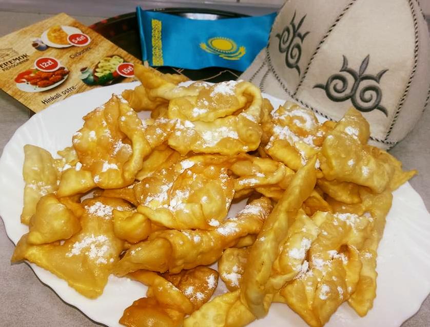 Kuchnia kazachska Jurta