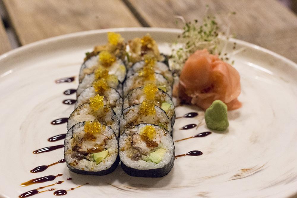 NOTO sushi